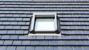 Architekturfotografie: Dach, Dachfenster   Foto: Dieter Eikenberg, imprints