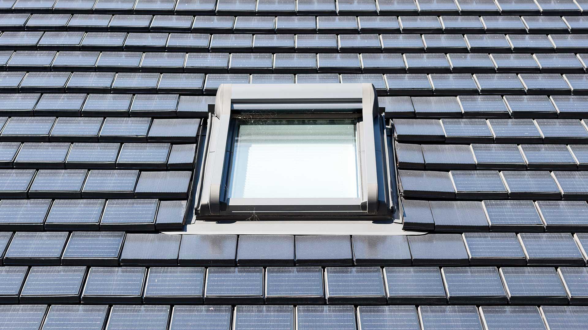 Architekturfotografie: Dach, Dachfenster | Foto: Dieter Eikenberg, imprints