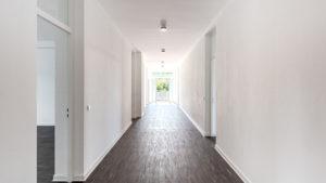 Architekturfotografie, Innenarchitektur: Flur   Foto: Dieter Eikenberg, imprints
