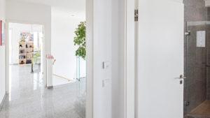 Architekturfotografie, Innenarchitektur: Rundblick Zimmer   Foto: Dieter Eikenberg, imprints