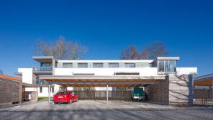 Architekturfotografie: Neubau   Foto: Dieter Eikenberg, imprints