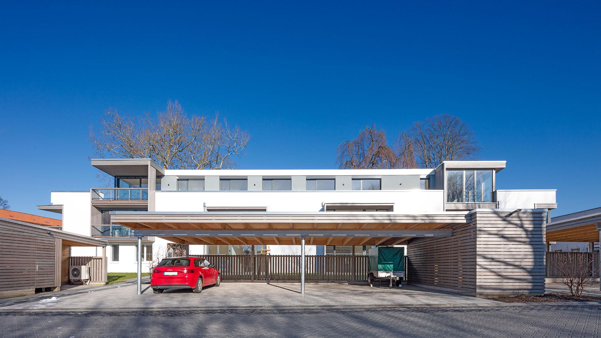 Architekturfotografie: Neubau | Foto: Dieter Eikenberg, imprints