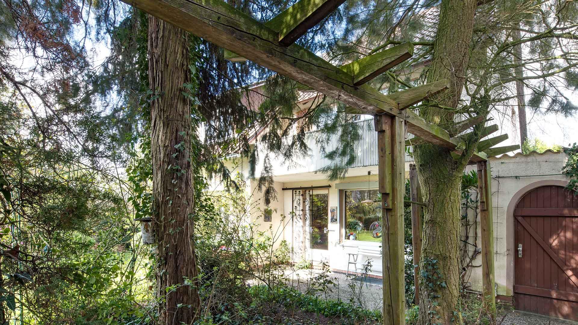 Architekturfotografie: Immobilie im Grünen | Foto: Dieter Eikenberg, imprints