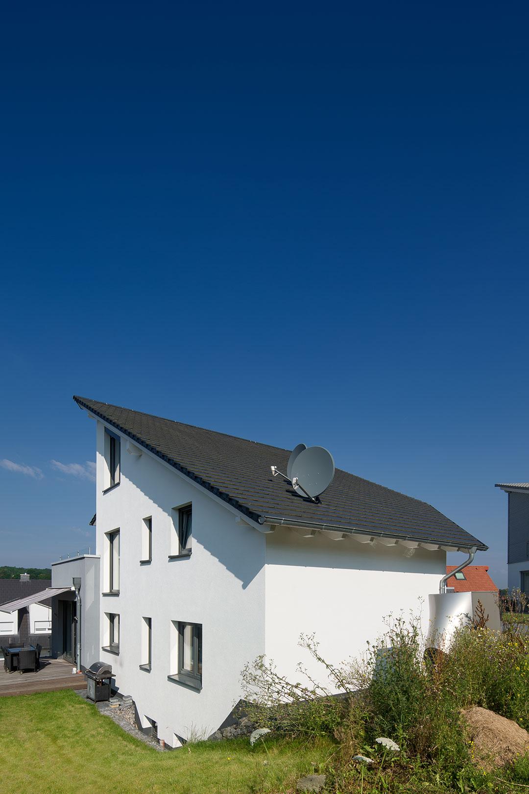 Architekturfotografie: Hausansicht | Foto: Dieter Eikenberg, imprints