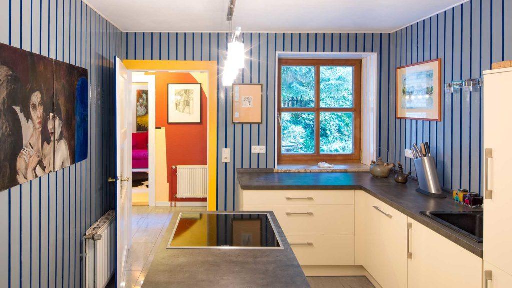 Innenarchitektur: Küche | Foto: Dieter Eikenberg, imprints
