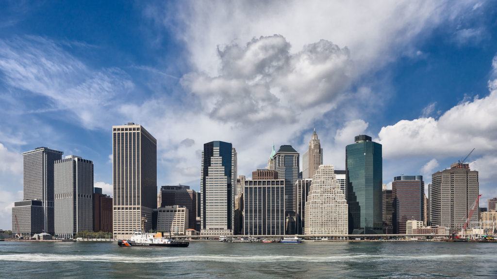 Architekturfotografie: Skyline New York | Foto: Dieter Eikenberg, imprints