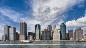 Architekturfotografie: Skyline New York   Foto: Dieter Eikenberg, imprints