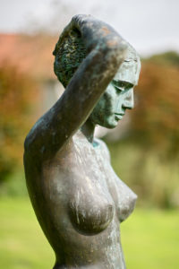 Architekturfotografie: Skulptur   Foto: Dieter Eikenberg, imprints