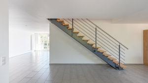 Architekturfotografie: Treppe   Foto: Dieter Eikenberg, imprints