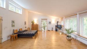 Architekturfotografie, Innenarchitektur: Schlafzimmer   Foto: Dieter Eikenberg, imprints