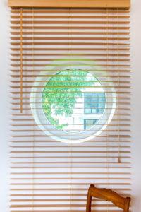 Architekturfotografie, Innenarchitektur: Fenster   Foto: Dieter Eikenberg, imprints