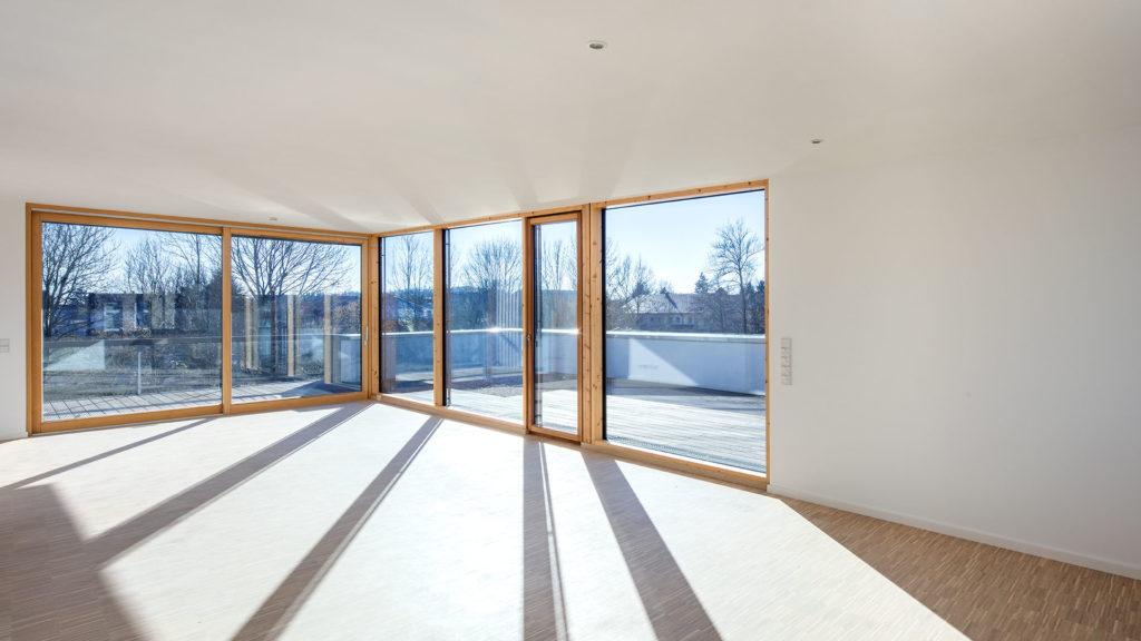 Innenarchitektur: Panoramablick | Foto: Dieter Eikenberg, imprints