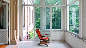 Architekturfotografie, Innenarchitektur: Wintergarten   Foto: Dieter Eikenberg, imprints