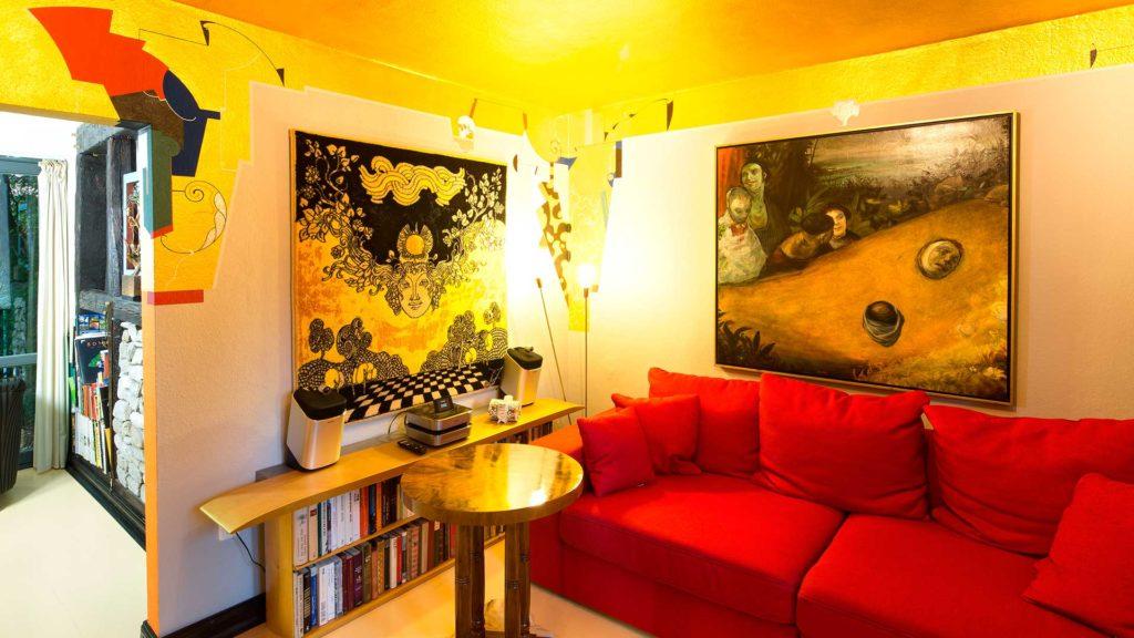 Innenarchitektur: Wohnzimmer | Foto: Dieter Eikenberg, imprints