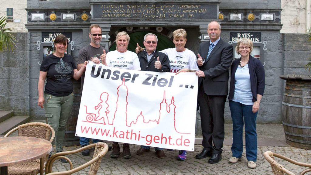 Pressefotografie: Benefizaktion, Hann Münden | Foto: Dieter Eikenberg, imprints