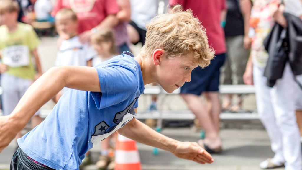Pressefotografie, Sportfotografie: Rosdorfer Lauftag | Foto: Dieter Eikenberg, imprints