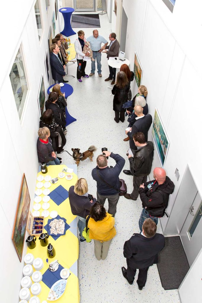 Pressefotografie, Pressekonferenz O.R.T. | Foto: Dieter Eikenberg, imprints