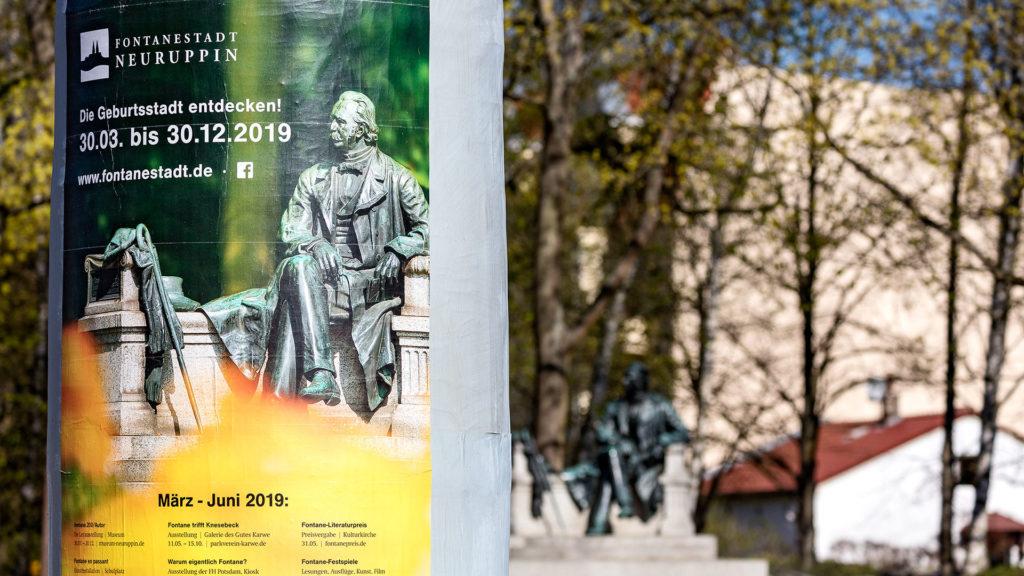 Stadtfotografie: Neuruppin, Fontanestadt | Foto: Dieter Eikenberg, imprints
