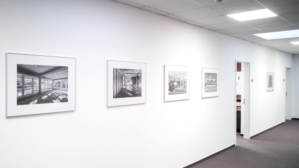 Architekturfotografie, Fotoausstellung | Fotograf Dieter Eikenberg