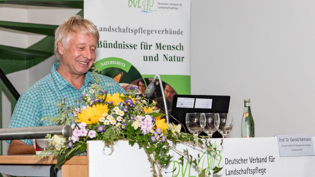 Pressefotografie: Prof. Dr. Rahmann | Foto: Dieter Eikenberg