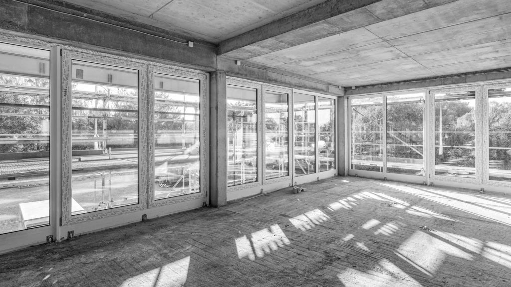 Architekturfotografie, Raum | Fotograf Dieter Eikenberg