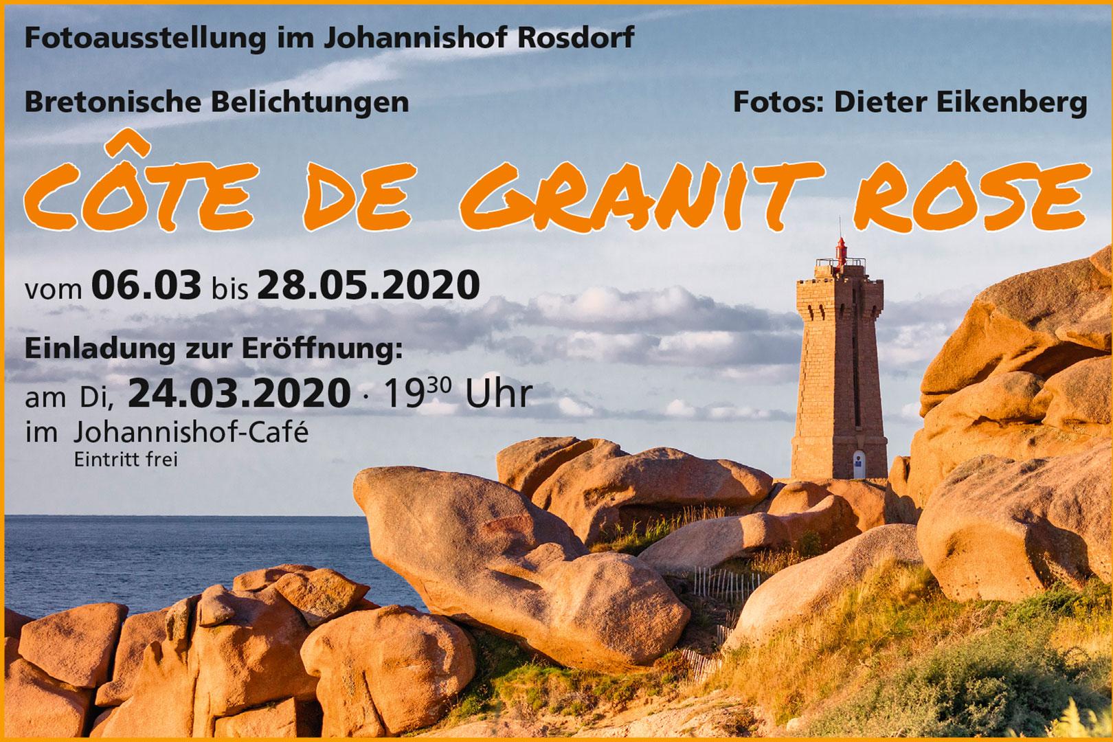 Fotoausstellung im Johannishof, Rosdorf | Fotograf Dieter Eikenberg