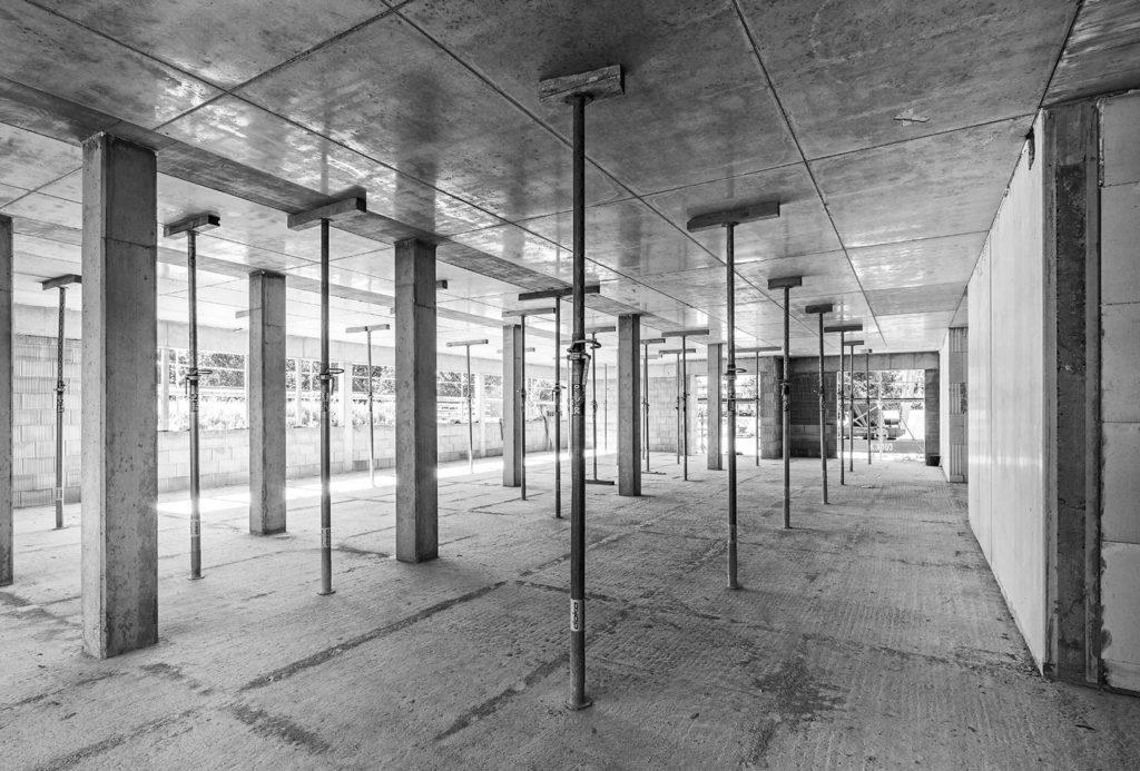 Kanzlei Dr. Kleinjohann | Fotografische Baubegleitung