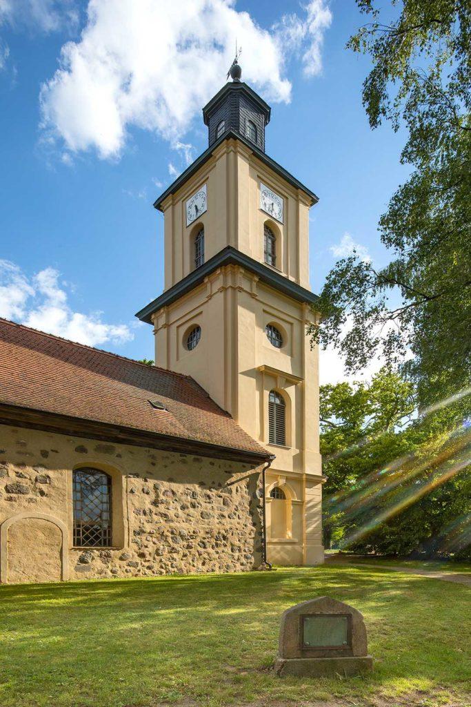 Wustrau: Dorfkirche