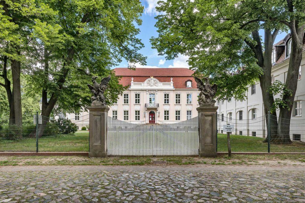 Wustrau: Zieten-Schloss