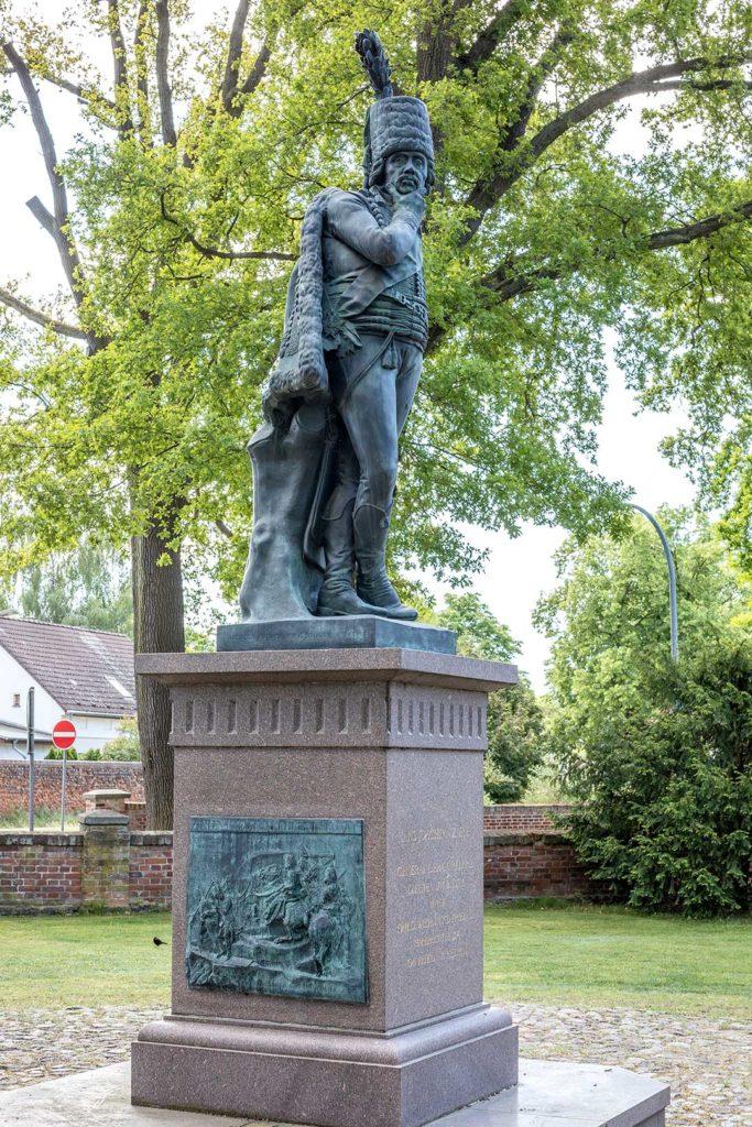 Schadow-Denkmal Hans Joachim von Zieten