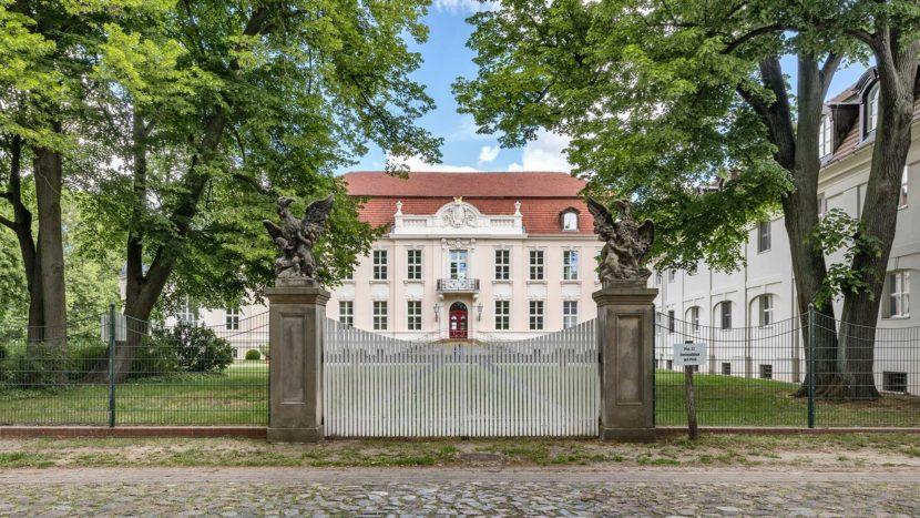 Zieten-Schloss in Wustrau