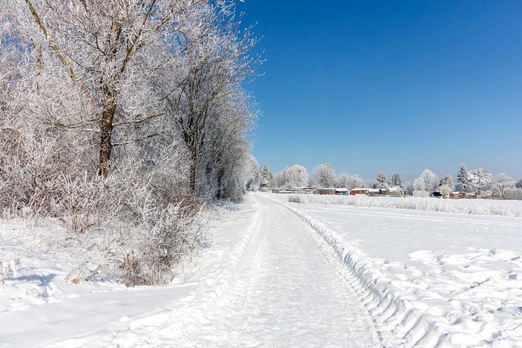 Winter in Rosdorf